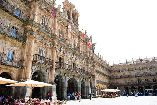 Salamanca_PlazaMayor_Ayuntamiento