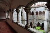 Sintra - Palacio da Pena - Arcos en Patio Manuelino