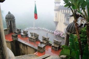Sintra - Palacio da Pena - Desde una almena