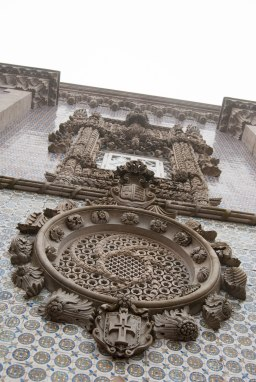Sintra - Palacio da Pena - Fachada