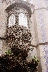 Sintra - Palacio da Pena - Tritón