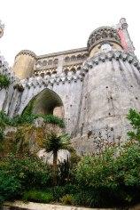 Sintra - Palacio da Pena - Murallas
