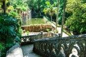 Jardines del palacio